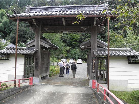 関西花の寺第三番霊場 金剛院