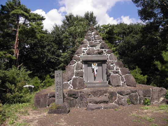 神鍋神社(火の神様)