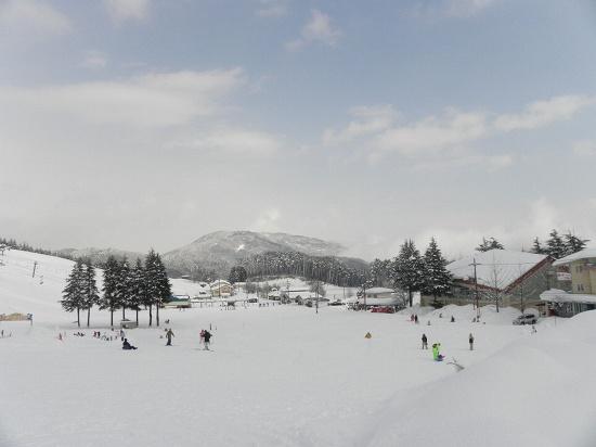 アップかんなべスキー場