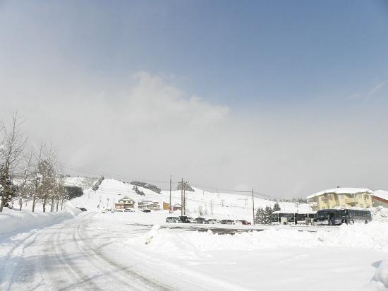 アップ神鍋スキー場