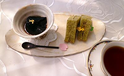 黒糖ゼリ-