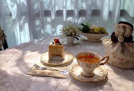 2紅茶シフォン