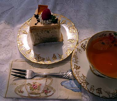 紅茶しふぉん&ニルギリ