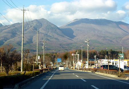 2 浅間山