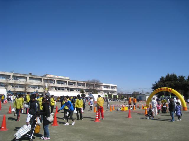 乾武マラソン