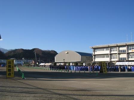 群馬サファリ富岡マラソン2