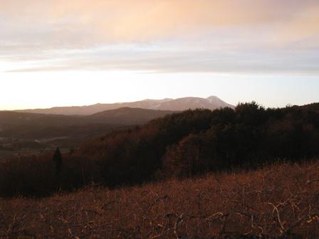 2011蓼科山