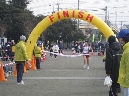 乾武マラソン1