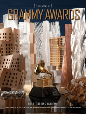 The 54th Grammy