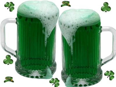 St.Patrick's Day Beer