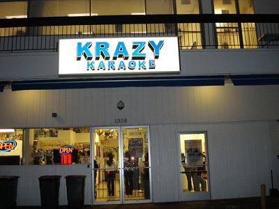 Krazy Karaoke 01