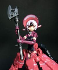 武装神姫 プロキシマスピネル&マリーセレスレムリア6