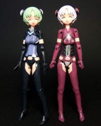 武装神姫 プロキシマスピネル&マリーセレスレムリア10