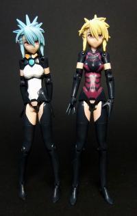 武装神姫 プロキシマスピネル&マリーセレスレムリア24