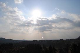 太陽の降臨