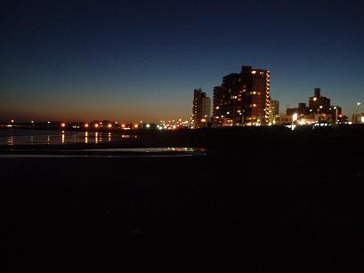 町の明かり