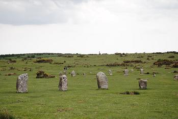 hurker's stone circle