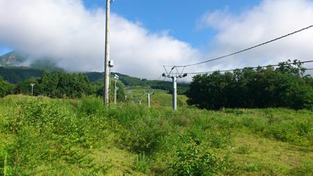 岩木山百沢スキー場