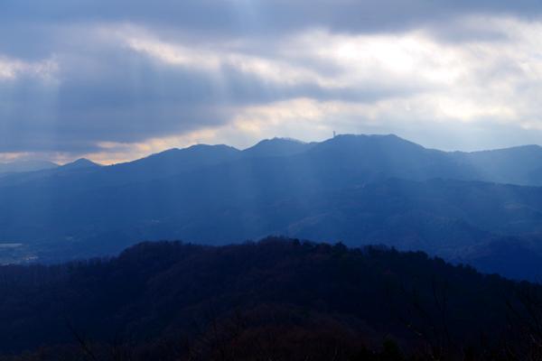 山頂の景色3