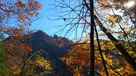 山道からの景色1
