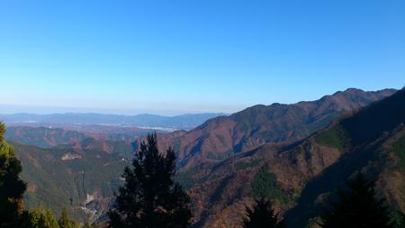 遥拝殿からの景色