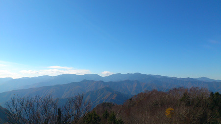 頂上景色2