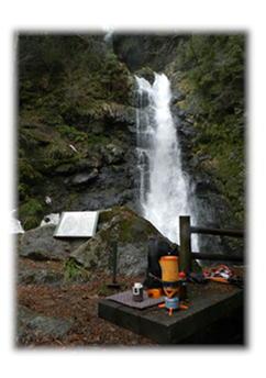 3.20 瀑コーヒー@瀬戸の滝