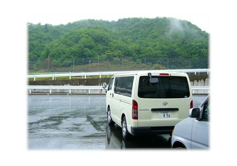 5.10 岡山国際 雨
