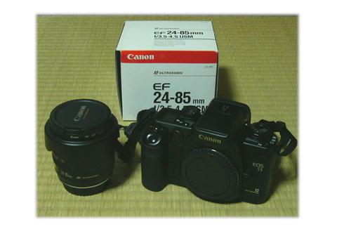 10.6 Canon EOS 55