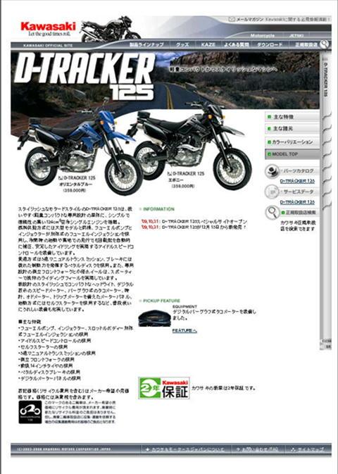 11.2 D-TRACKER125