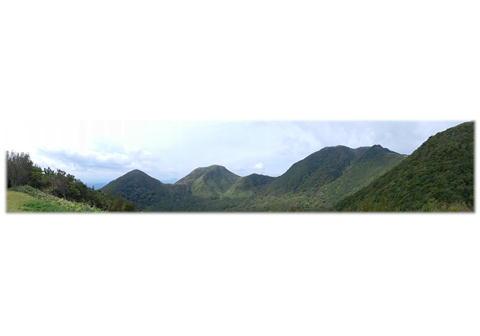 10.1 太平山展望より