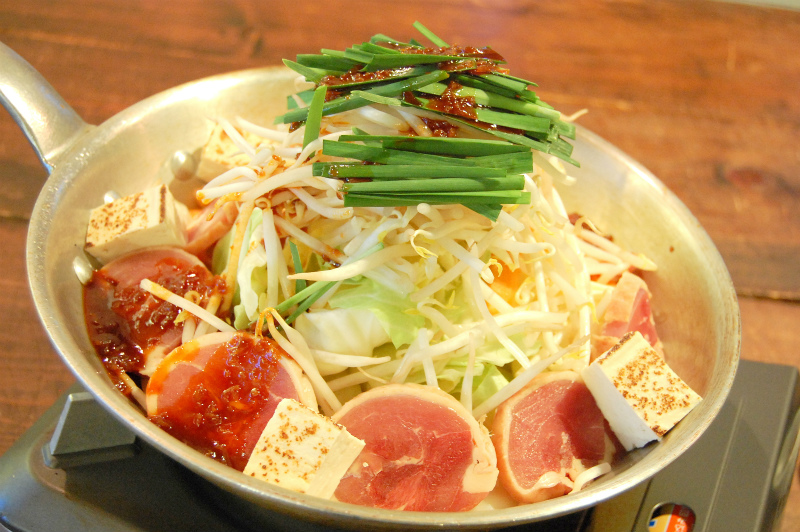 Karayaki-Nabe 辛焼鍋