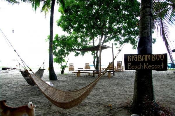 シパライ Sipalay ビーチSugar Beach 安宿 ホテル