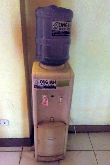 イロイロ フィリピン 安宿 ONG BUN PENSION