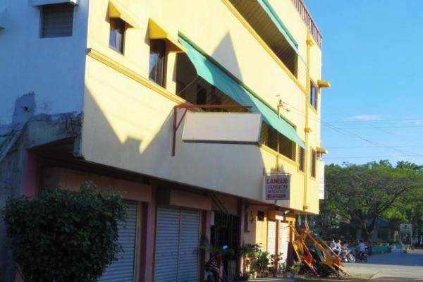 シパライ sipalay 安宿 ホテル Langub Pension