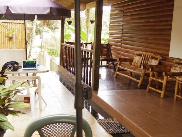 プエルトプリンサ Puerto Princesa フィリピン 安宿 ヴィラトラベリスタロッジ Villa Travelista Travel Lodge