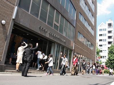 浅草橋の「厳しい」学校です!