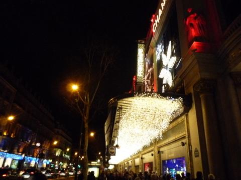 パリのデパート (5)