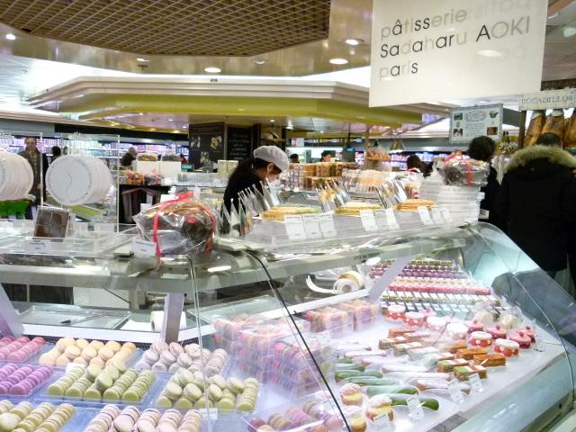 ギャラリーラファイエット食品館 (4)
