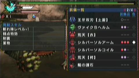 恐暴宴×ガチ双剣(11分25秒)装備