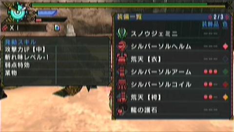 風雷神×ガチ双剣(11分35秒)装備