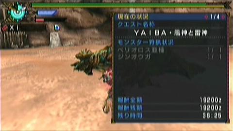 風雷神×ガチ双剣(11分35秒)