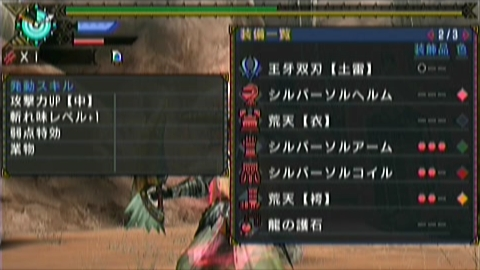 鈴蘭証×半ガチ双剣(11分38秒)装備