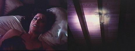 ダーク 寝室に霊