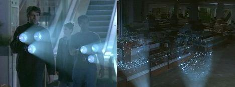 ラ デパートの中紫外線