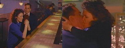 マ サンディとキス