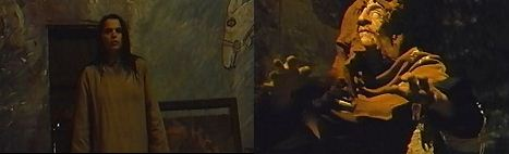 サ 盲目の画家