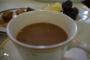 食後のコーヒーで