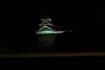 夜の飯田丸五階櫓