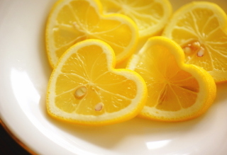heart lemon